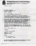 David Langston  Cemetery Document