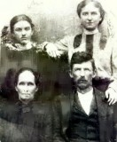 Lewis Langston and Family