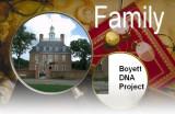 Boyt-Boyett(e) Surname DNA Project - 123583