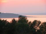 pointe est de l'ile d'Orléans