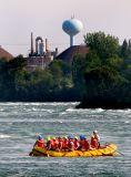 sport nautique en zone  industrielle