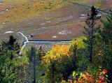 Teintes d'automne dans Charlevoix