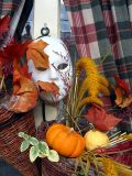le masque  de Rêves d'automne