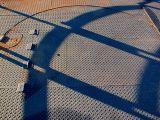 L'ombre du coin rond