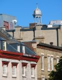 toits du vieux Québec