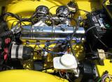 le moteur jaune