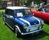 Mini Cooper d'époque