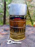 Early version of SVEA 123 stove