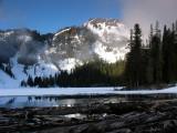 Cliff Lake morning