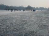 Schaatsen, Ankeveense Plassen, 23 december 2007