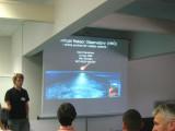 Geert Barentsen presenting