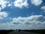 Still nice fine weather clouds...