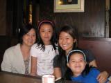 San Francisco Day 5 - Dinner with Aunty Susannah