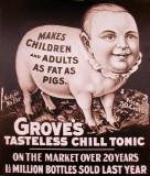 Grove's Tasteless Chill Tonic