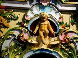 Baden Band Organ detail