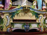 Baden Band Organ detail 6