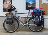 112  Paul - Touring through France - Thorn EXP touring bike