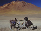116  Steve - Touring Bolivia - Bob Jackson World Tour touring bike