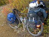 118  Mark - Touring Alaska - Marin Eldridge Grade touring bike