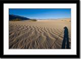 Self-Portrait on Dunes