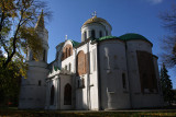 Chernihiv - the City of Hills and Orthodox Churches