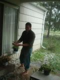 joshua with hail.jpg