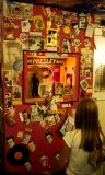 Little Girl at Elvis Shrine