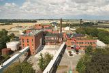 Abandoned sugar mills