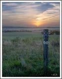 post at sunrise