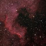 NGC7000 North American Nebula
