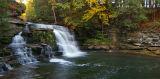 Buttermilk Creek: High Falls Group