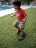 Clown ... shoes