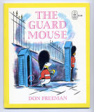 The Guard Mouse (1967) (signed with original drawing)
