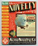 The ACME Novelty Library Ten (Library of Novelty, No. 10 Comic Book) (inscribed)