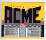 The ACME Novelty Library 12 (Volume VI, Chap. VI (1999)) (inscribed)