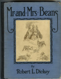 Mr. and Mrs. Beans (1928) (signed)