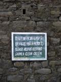 Please help us keeping Simla clean and green