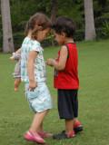 Ayaka and Rahil