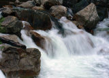 Fern Spring waterfall