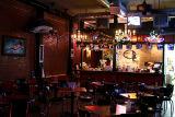 Cadillac Pizza Pub, Historic Downtown McKinney
