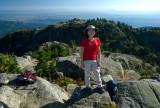 Mt. Seymour peak