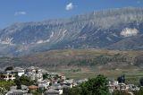 View of Gjirokastra from the Citadel