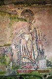 Durrësi - mosaic in the amphitheatre