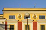 Tirana - Bulevardi Deshmoret e Kombit