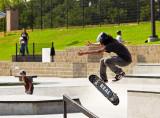 Jamail Skate Park 05