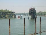 Old Drawbridge on Sacramento River