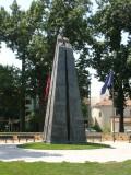 War Memorial in Capitol Park