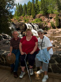 Nice Day at Gooseberry Falls