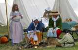 Colonial Camp Followers