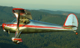 For All You Aviators Out There ... the Luscombe 8C in flight